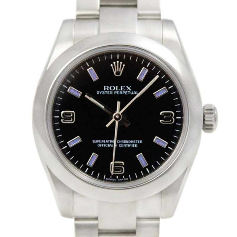 Rolex Oyster Perpetual Watch Ref: 177200 - Order Online