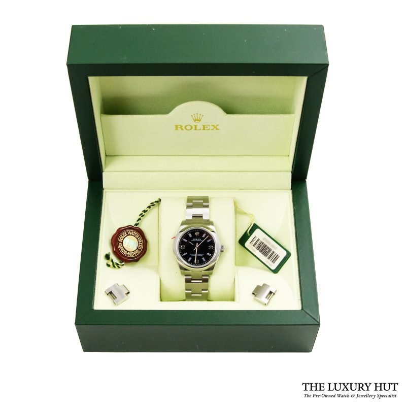 Rolex Oyster Perpetual Watch Ref: 177200