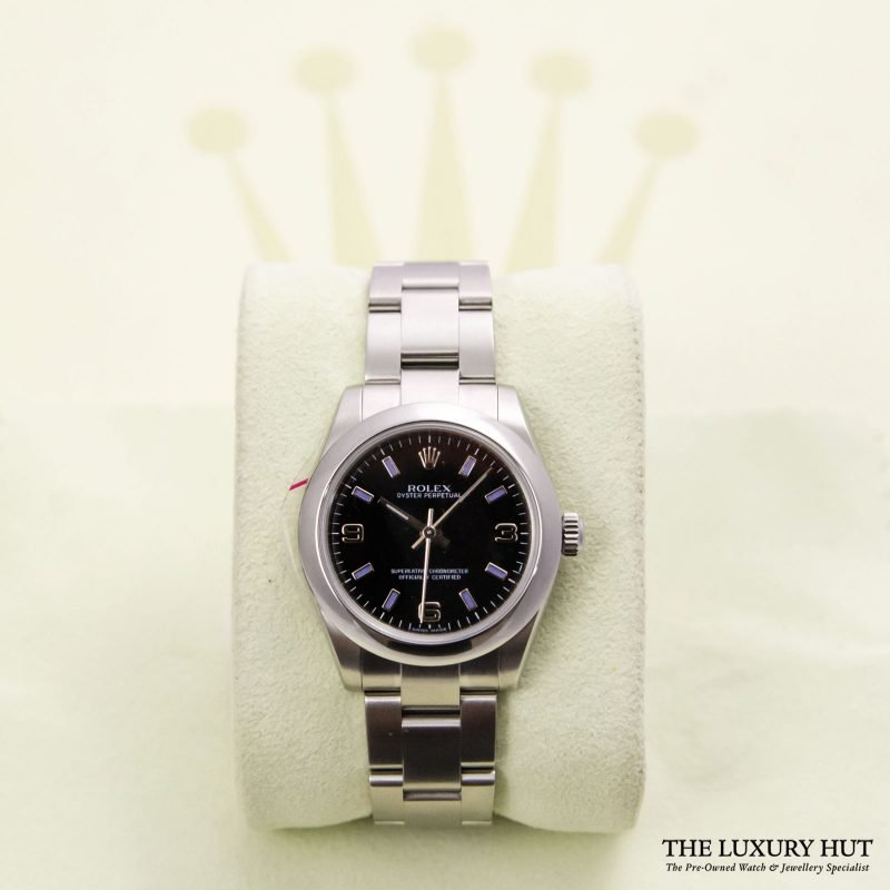 Rolex Oyster Perpetual Watch Ref: 177200 - Order Delivery.