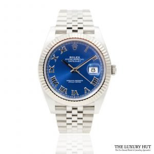 Rolex Datejust 41mm Watch Ref: 126334