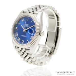Rolex Datejust 41mm Watch Ref: 126334 - Order Online Today For Next Day