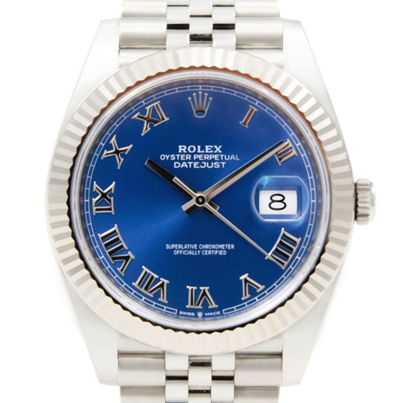 Rolex Datejust 41mm Watch Ref: 126334 - Order Online