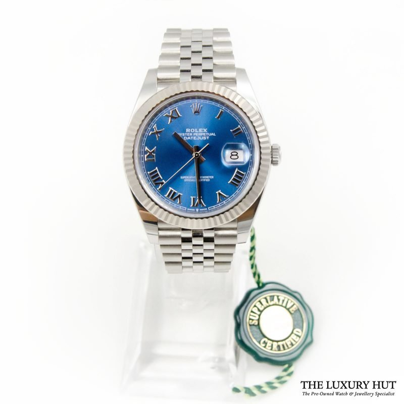 Rolex Datejust 41mm Watch Ref: 126334 - Order Online Today Delivery.