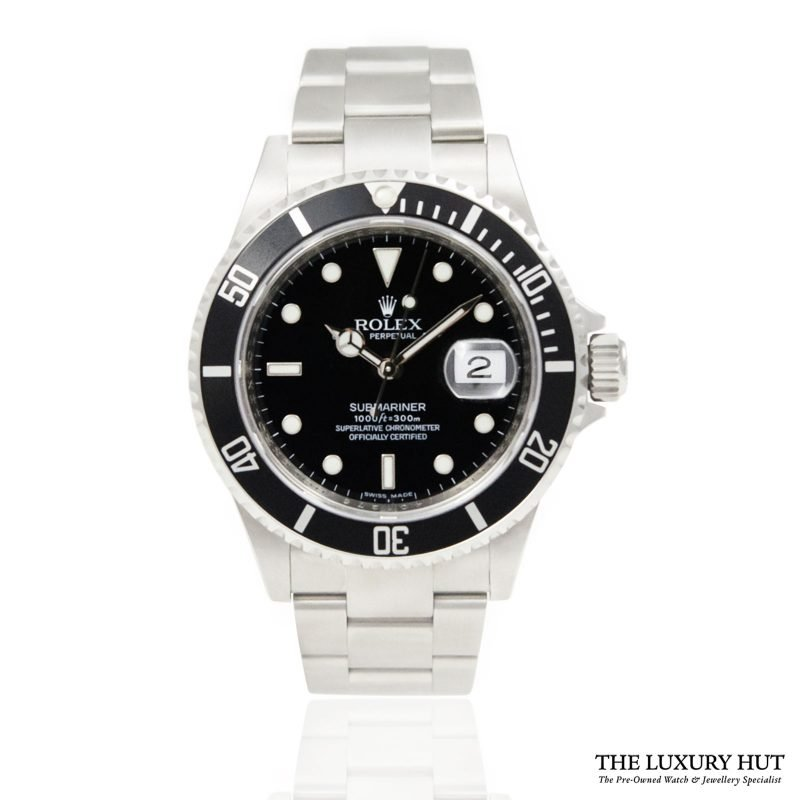Rolex Submariner Date Watch Ref: 16610 - Order Online Today For Next Day Delivery.