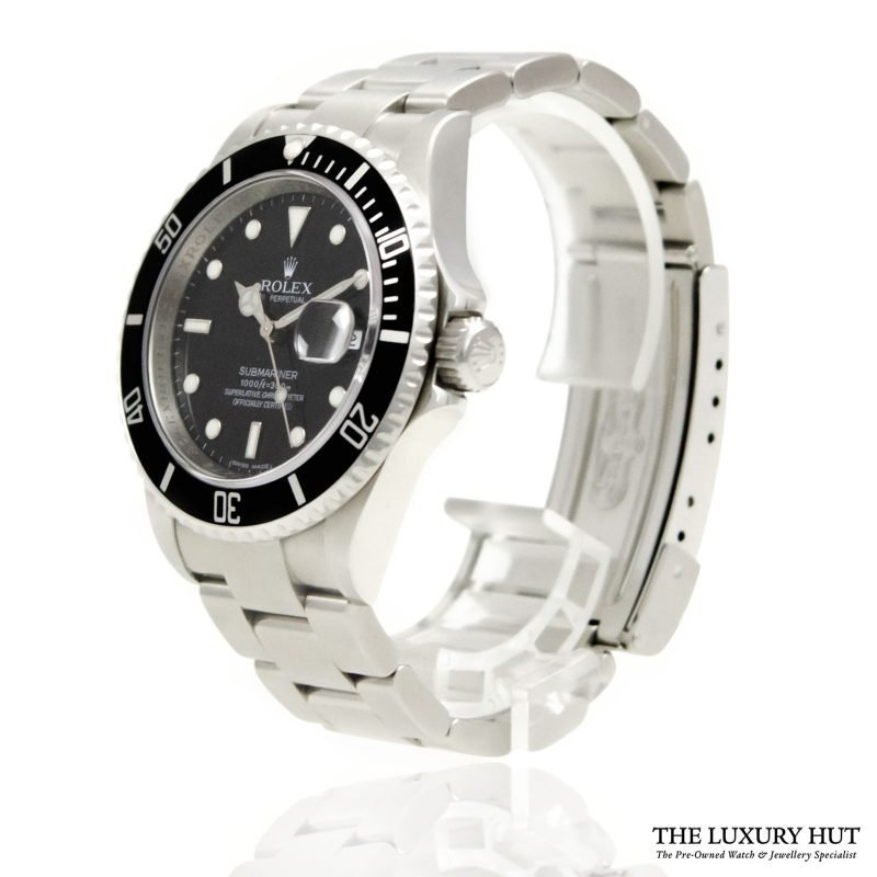 Rolex Submariner Date Watch Ref: 16610 - Order Online Today For Next Day