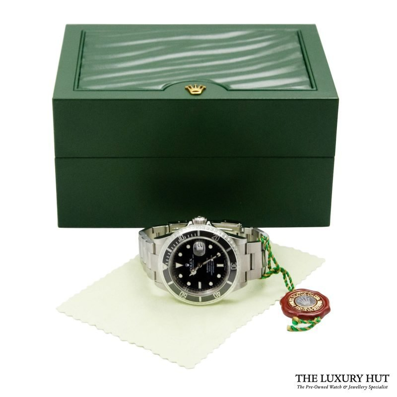 Rolex Submariner Date Watch Ref: 16610 - Order Online Today Delivery.