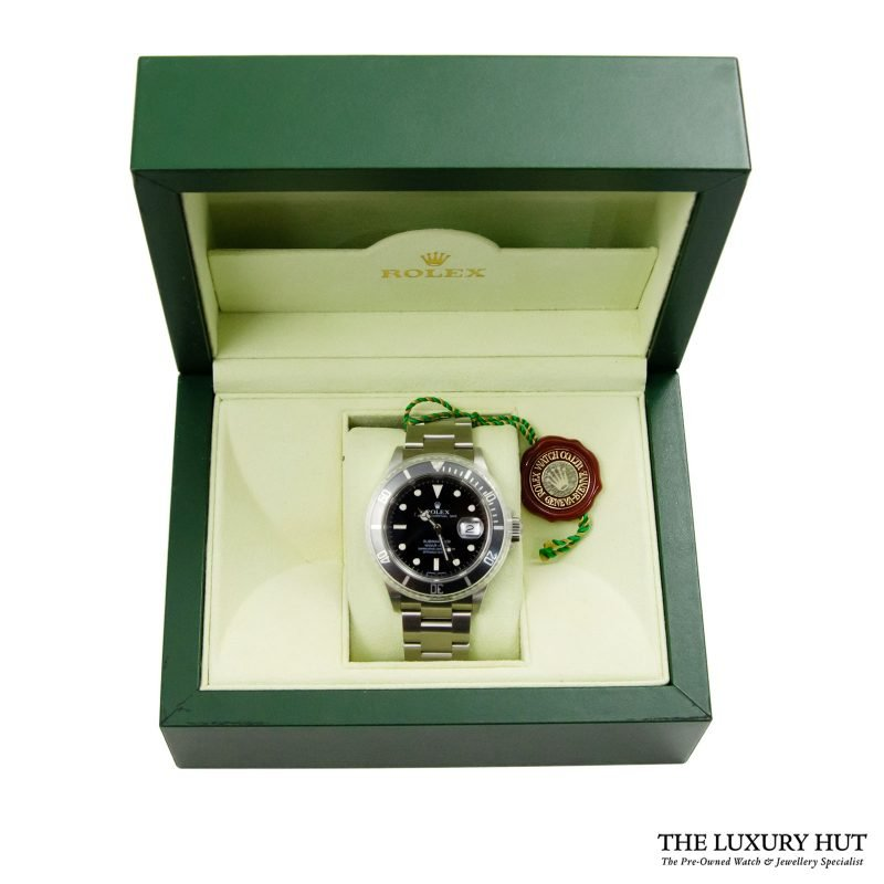 Rolex Submariner Date Watch Ref: 16610 - Order Online Delivery.
