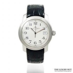 Baume & Mercier Capeland Quartz Watch - Order Online Today For Next Day Delivery.