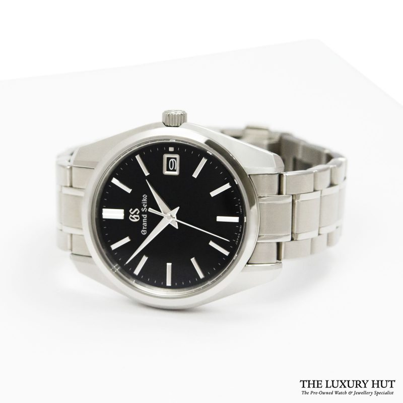 Shop Grand Seiko Heritage Collection Quartz Ref: SBGV207 - Order Online
