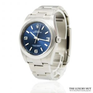 Shop Rolex Oyster Perpetual 36mm Watch Ref: 116000 - Order Online Today For Next Day