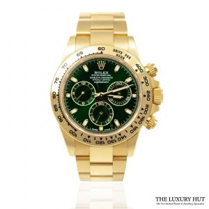 Shop Buy Rolex Cosmograph Daytona Watch Ref: 116508
