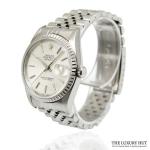 Shop Rolex Datejust 36mm Watch