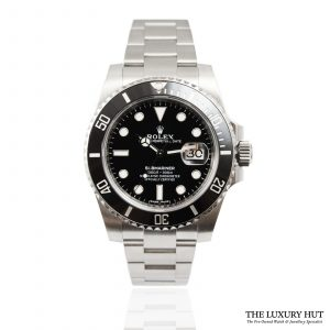 Shop Rolex Submariner Date Watch Ref: 116610LN