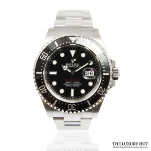 Rolex Sea-Dweller Steel 43mm Watch Ref: 126660 - order online today for next day delivery.