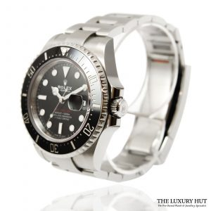Rolex Sea-Dweller Steel 43mm Watch Ref: 126660 - order online today for next day