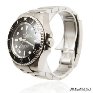Rolex Sea-Dweller Deepsea 44mm Watch Ref: 126660 - order online today for next day