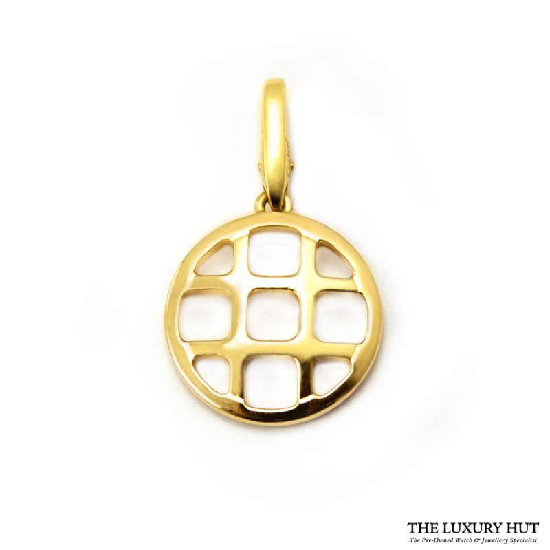 Shop Cartier Pasha 18ct Yellow Gold Charm Pendant order online today for next day delivery