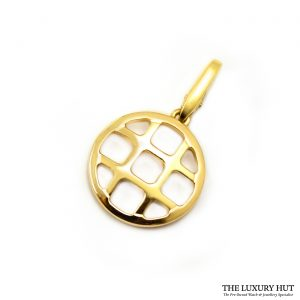 Shop Cartier Pasha 18ct Yellow Gold Charm Pendant order online today for next day