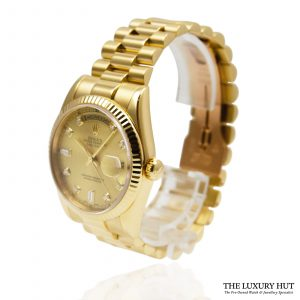 Rolex President Day-Date Watch Ref: 118238 - order online today for next day