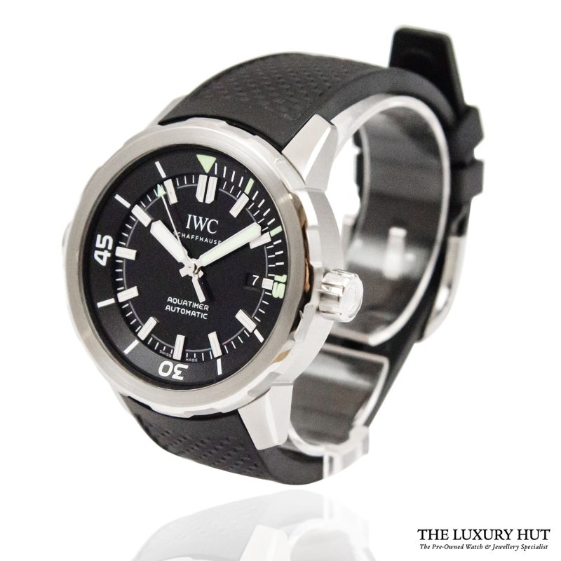 IWC Aquatimer Automatic Watch Ref: IW329001 - order online today for next day