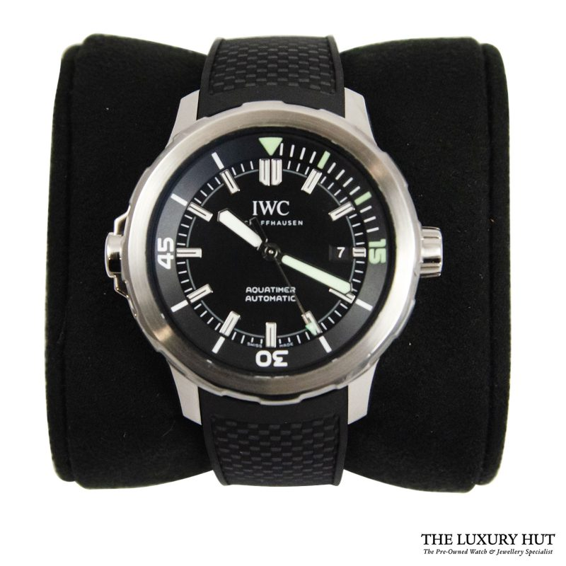 IWC Aquatimer Automatic Watch Ref: IW329001 - order online delivery