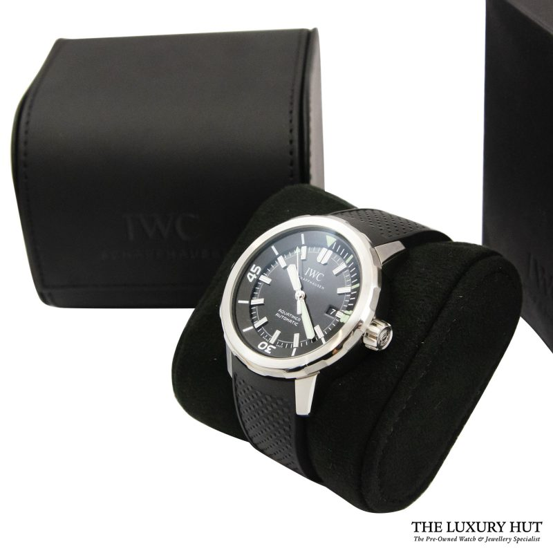 IWC Aquatimer Automatic Watch Ref: IW329001 - order online today for next day delivery