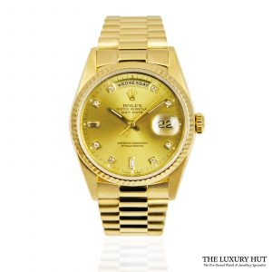 Rolex President Day-Date 36mm Watch Ref: 18238 - order online today for next day delivery.