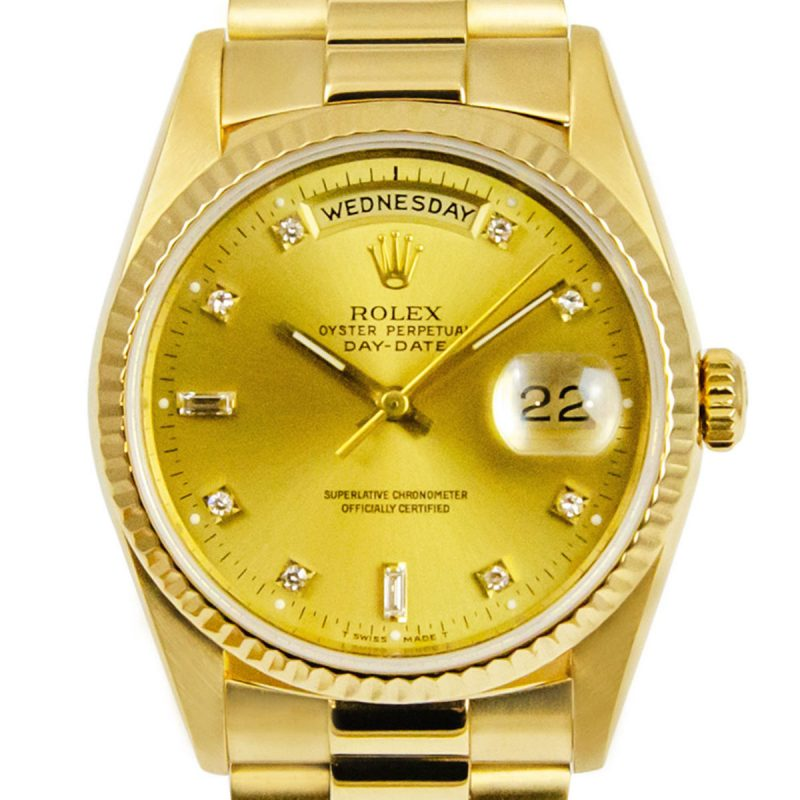 Rolex President Day-Date 36mm Watch Ref: 18238 - order online today delivery.