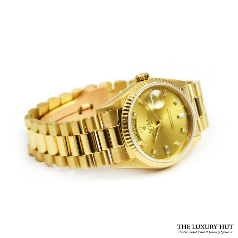 Rolex President Day-Date 36mm Watch Ref: 18238 - order