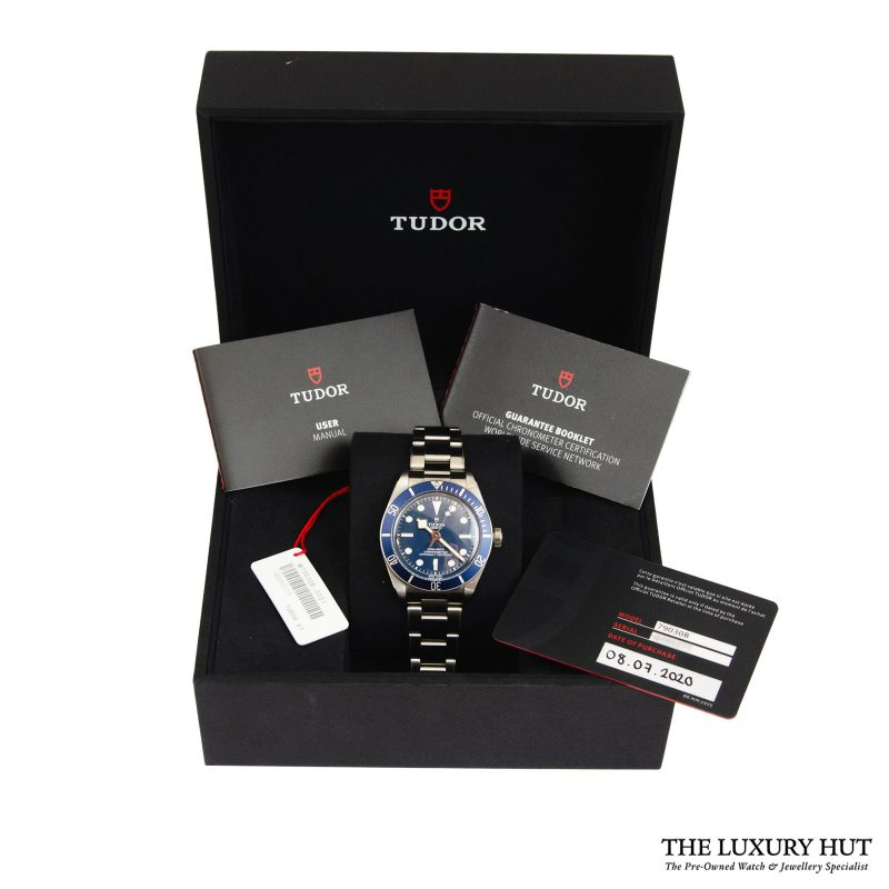 Tudor Black Bay Fifty-Eight Watch Ref: M79030B - order online today for next day delivery.