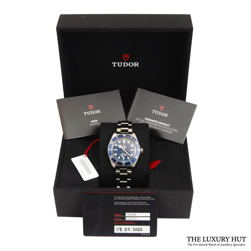 Tudor Black Bay Fifty-Eight Watch Ref: M79030B