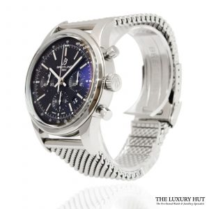 Breitling Transocean Chronograph Watch Ref: AB015212 - order online today for next day