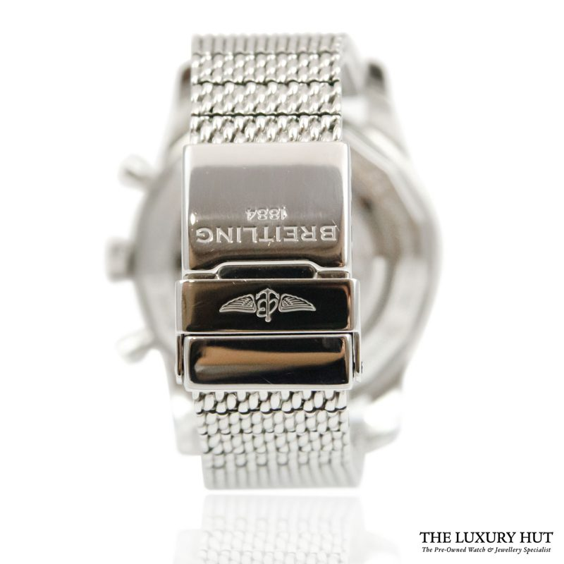 Breitling Transocean Chronograph Watch Ref: AB015212 - order online today