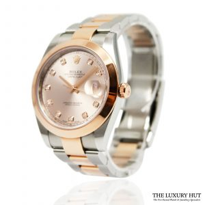 Rolex Datejust II Bi-Metal 41mm Watch Ref: 126301- order online today for next day