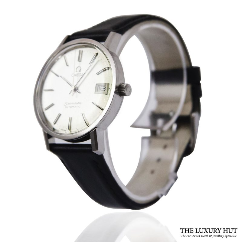Omega Seamaster Automatic Watch Ref:166.0202 - order online today for next day