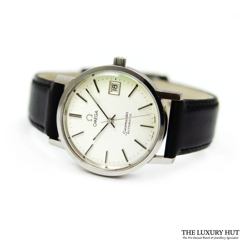 Omega Seamaster Automatic Watch Ref:166.0202 - order online