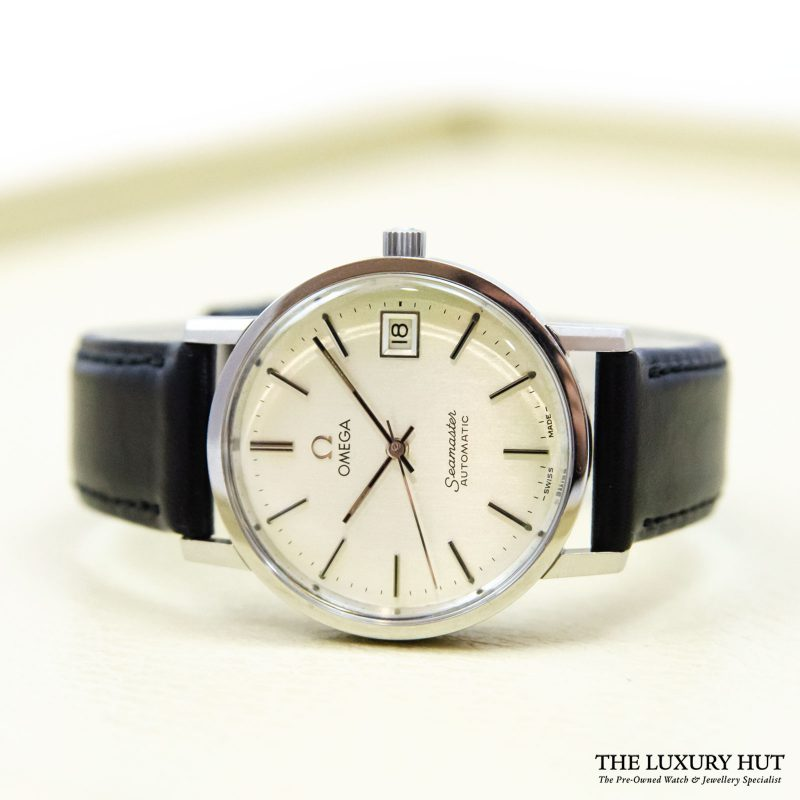 Omega Seamaster Automatic Watch Ref:166.0202 - order