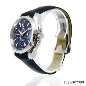 Shop Omega Seamaster Aqua Terra 150M Co-Axial GMT