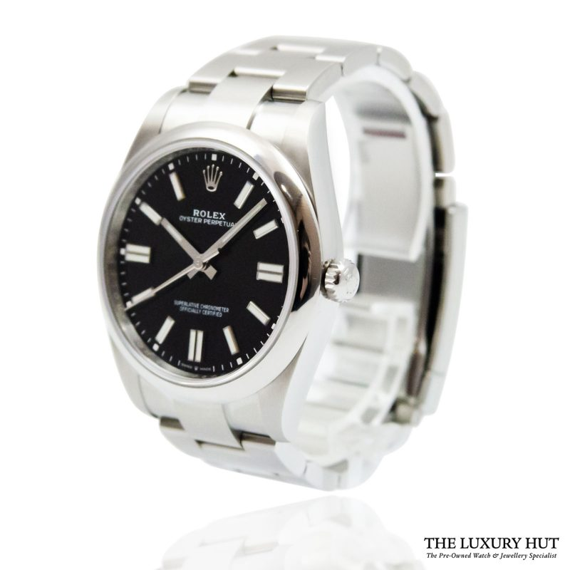 Rolex Oyster Perpetual 41mm Watch Ref: 124300 - order online today for next day