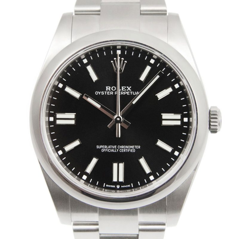Rolex Oyster Perpetual 41mm Watch Ref: 124300 - order online today