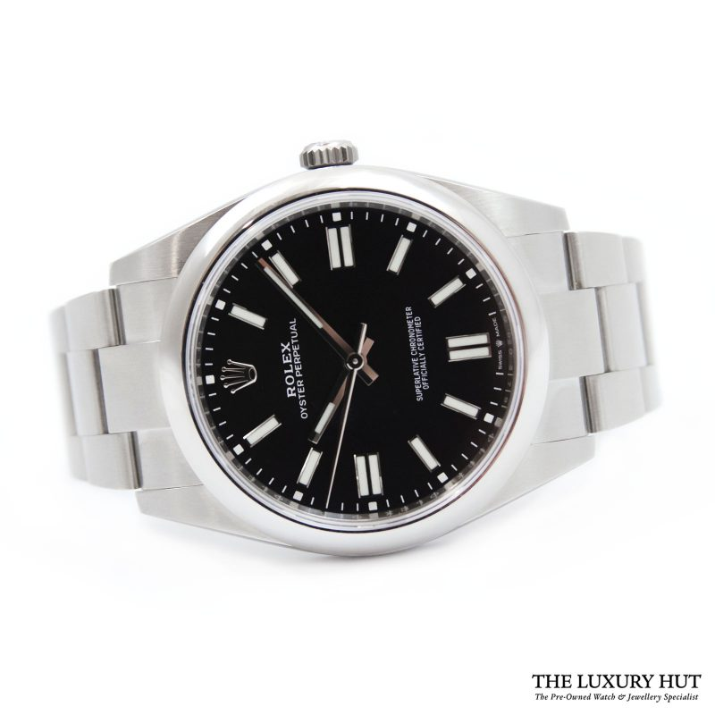 Rolex Oyster Perpetual 41mm Watch Ref: 124300 - order online