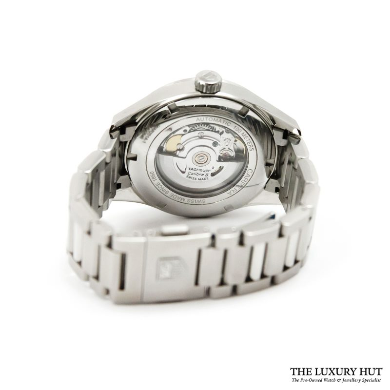 Shop Tag Heuer Automatic Watch Ref: WAR201-A