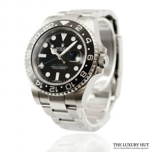 Rolex GMT-Master II Watch Ref: 116710LN