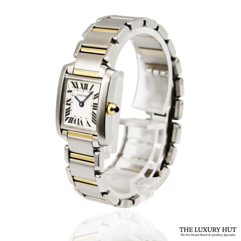Shop Cartier Tank Francaise Watch Ref: 2300