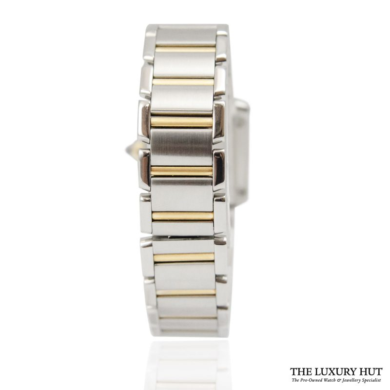 Cartier Tank Francaise Quartz Watch Ref: 2300
