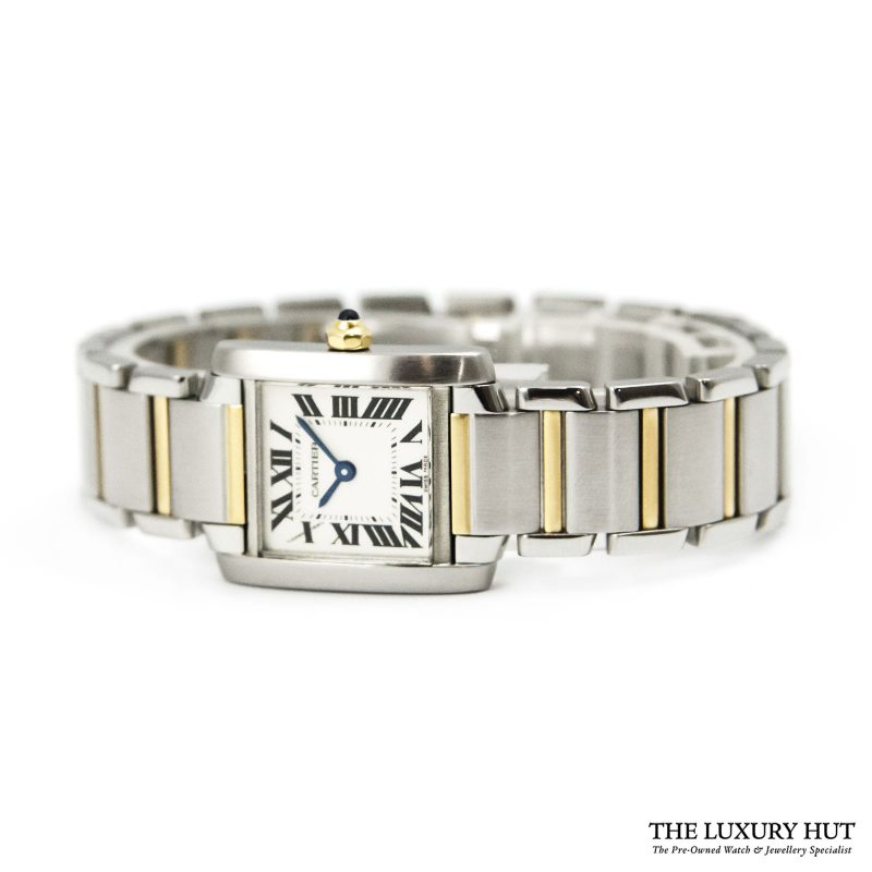 Shop Cartier Tank Watch Ref: 2300