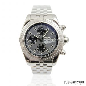 Shop Breitling Chronomat Evolution Watch Ref: A13356