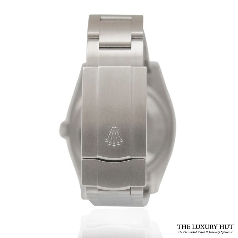 Rolex Oyster Perpetual Watch Ref: 116000
