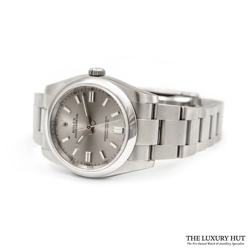 Shop Rolex Oyster Perpetual Watch Ref: 116000