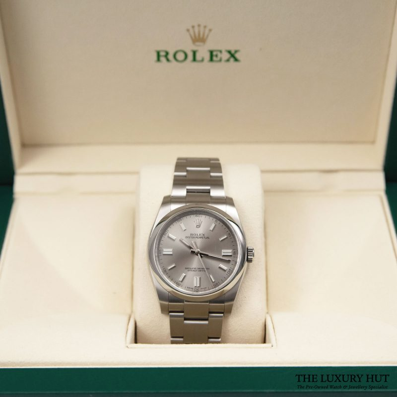 Shop Rolex Oyster Perpetual Watch Ref: 116000 - 2019